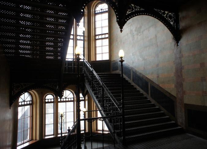 Arppeanum portaikko