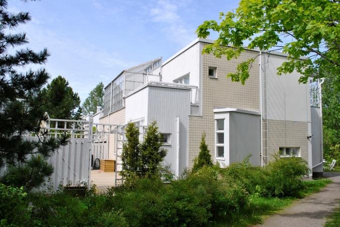Torpparinmäki asuntomessut